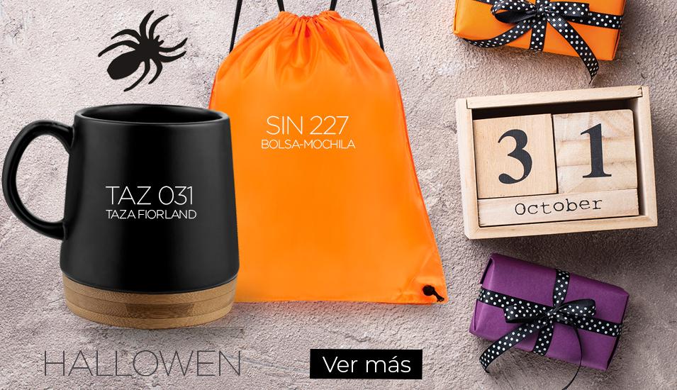Promocionales para Halloween